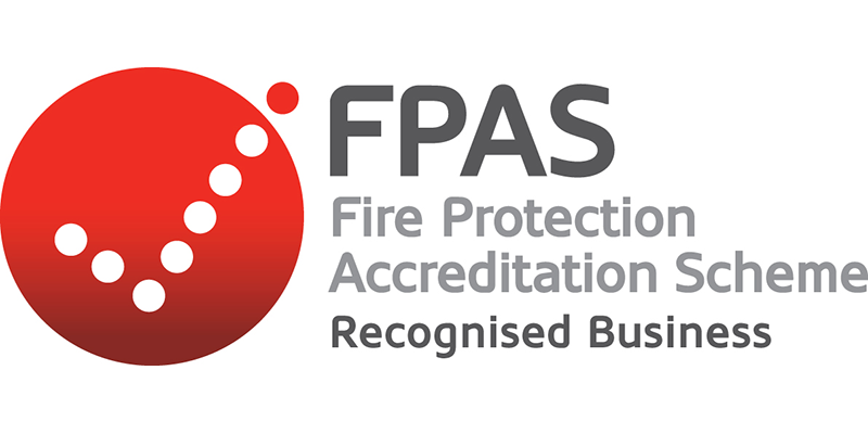 FPAS Fire Protection Accreditation Scheme - Recognised Business